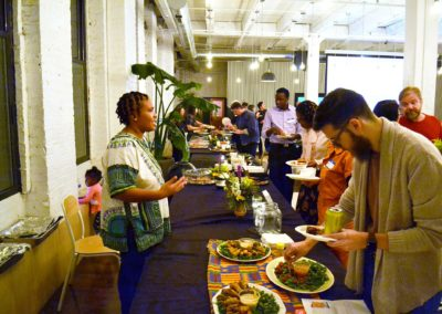 growing together fundraiser tasty